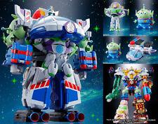 TAMASHII NATIONS - Chogokin Combination TOY STORY Buzz The Space Ranger Robo