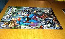 DC UNIVERSE ONLINE LEGGENDE # 1-WOLFMAN-BEDARD-PORTER-MELO-MILLER-LION-SW2