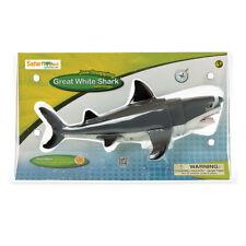 Safari Ltd. Safariology Jaw Snapping Great White Shark