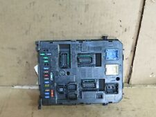 CITROEN BERLINGO B9 BOX VAN MK2 2008-2018 1.6 HDI FUSE BOX P/N: 9664058780