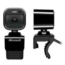 Microsoft LifeCam HD-6000 USB Web Camera 720p with autofocus, microphone