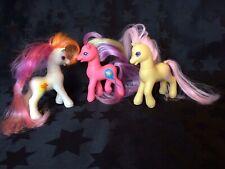 My Little Pony Vintage G2 - Light Heart, Sundance & Sky Skimmer (Easter Pony)