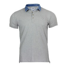 Short Sleeves Polo Light Grey Basileus 0sahv Diesel Man XL