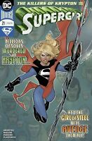 SUPERGIRL #21 (2018)  DC COMICS Cover A 1st PRINT