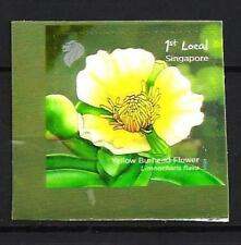 Singapour 2011 fleurs des étangs neuf ** 1er choix