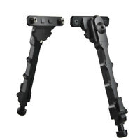 "V9 Aluminum 7.5""-9"" Adjustable Spring M-lok Rifle Bipod For Tactical Hunting"