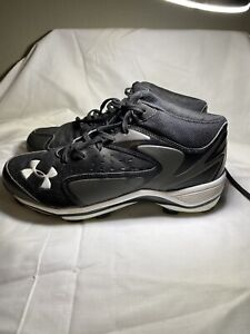 Boys Under Armour Cleats Size 8