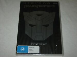 Transformers - 2 Disc Special Edition - Brand New & Sealed - Region 4 - DVD