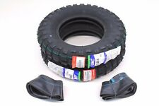 New Honda Tractor Grip Front Rear Tire & Tube Set 3.50-8 Z50R Tires Tubes #O175