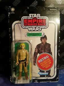 Star Wars Kenner Vintage Retro Collection Luke Skywalker MOC or loose buy n lot