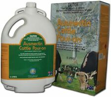 Ausmectin Ivermectin Cattle Drench Pour-On 5 Litre (Equiv Ivomec)