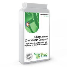 Glucosamine Sulphate 500mg Chondroitin 400mg Vitamin C 65mg 180 Tablets