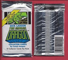 1992 ERIK LARSON THE SAVAGE DRAGON single Pack
