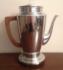 Manning Bowman & Co  Art Deco  Chrome Coffee Pot  Electric Percolator Parts Only