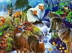 Forest Neighbors 1000 Piece Jigsaw Puzzle By SunsOut For Sale