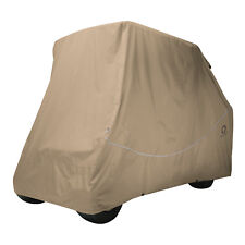 Classic Accessories Quick Fit Cover For Golf Carts With Rear Facing Back Seats