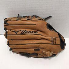 Mizuno Gfn 1259 12.5 Inch Women's Fastpitch Softball Leather Glove Rht
