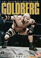 WWE GOLDBERG THE ULTIMATE COLLECTION [DVD][Region 2]