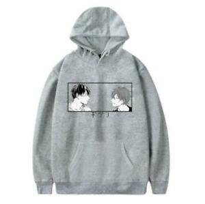 Men's Anime Hoodie Given Sato Mafuyu Uenoyama Ritsuka Cos Teens Manga Sweatshirt