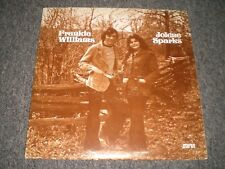 Frankie Williams~Jolene Sparks~Private Label Folk / Country Duets~FAST SHIPPING!