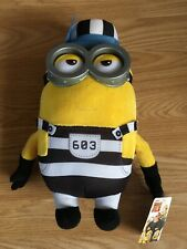 """Despicable Me 3 - Minion 12"""" Plush Toy NEW With Tags"""