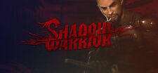 Shadow Warrior: Special Edition steam, new, key, region free, global
