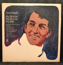 Dean Martin Vinyl Records LP Music Vintage Record Album My Woman My Wife Jazz