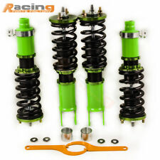 Racing Coilover Suspension Kits for Honda Civic EK EJ EM 96-00 Adj Height USA