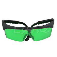 HOT Protection Goggles Laser Safety Glasses Green Blue Eye Spectacles Protective