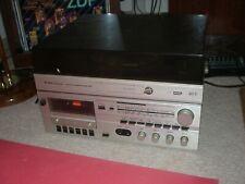 DDR RFT SC1900 silber Stereoanlage Kompaktanlage