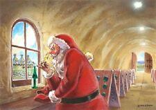 25 Christmas Cards,WineCountry,Cheers RIGA,LATVIA,Monterey,Carmel,San Jose,USA