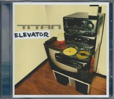 Titan - Elevator (CD 2000) NEW