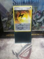 Speed Energy | Reverse Holo | Rebel Clash 173/192 Pokemon fire sale pack fresh
