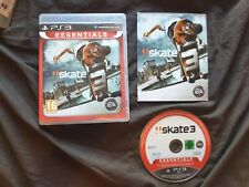 SKATE 3 Sony Playstation 3 Game PS3 ESSENTIALS