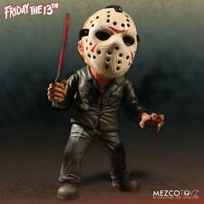 Friday the 13th Deluxe Stylized Roto Figure Jason Voorhees In Stock Now