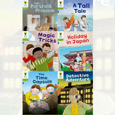 Oxford Reading Tree, Decode and Develop Level 7, 6 Books Collection Set New PB
