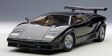 Autoart 74539 - 1/18 Lamborghini Countach 1988 - 25Th Anniversary Edition (Black