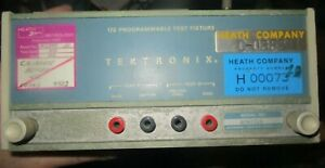 Tektronix model 172 Programmable Test Fixture