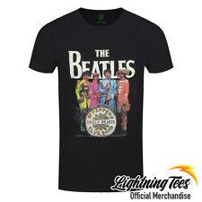 Oficial de los Beatles Sgt. Pepper's Lonely Hearts Club Band T-Shirt