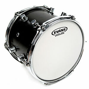 """Evans G2 Coated Tom/Snare Heads - 6"""" - 16"""",  Inc ExpressTracked Delivery"""