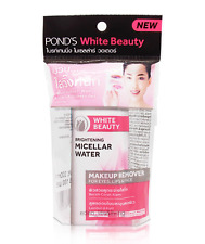 100ml. 3.4oz. Pond's White Beauty Brightening Micellar Water Makeup Remover Wipe