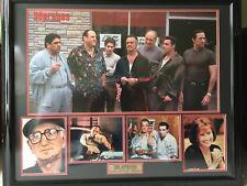 "Sopranos Cast Signed -44"" x 36"""