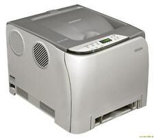 Ricoh Aficio SP C240DN A4 Duplex Farblaserdrucker USB LAN Farblaser C240 DN
