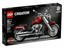 LEGO 10269 Harley-Davidson Fat Boy * Brand new factory sealed * Harley Davidson