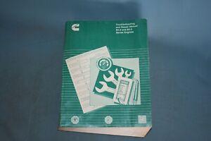 1999 Cummins Diesel B3.9 B5.9 Engine Troubleshooting Service Repair Manual