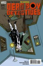 DEAD BOY DETECTIVES (2013) #4 VF/NM VERTIGO SANDMAN