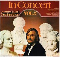 James Last: IN Concert Vol.2 - LP Vinyl 33 RPM