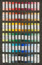 Unison Artists Pastel Box Set - 72 Starter Colours