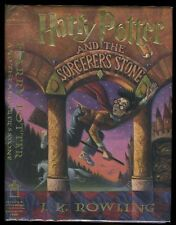 Rowling, J. K. - Harry Potter and the Sorcerer's Stone HB/DJ Am 1st / 4th '98