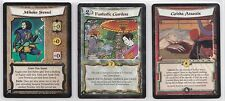 L5R - Lot of 3 cards - Rare - Legend of The Five Rings
